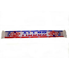 FRANCE ALLEZ COUNTRY FLAG THICK SCARF..NEW