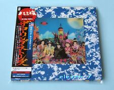 ROLLING STONES Their Satanic Majesties Request JAPAN mini LP CD  3-D brand new