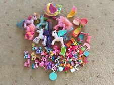 MY LITTLE PONY BULK LOT TOY PACKAGE ALL IN V G C