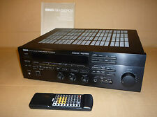 Yamaha surround pro-logic amplificateur av amp RX-V590RDS noir