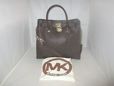 Michael Kors Handbag, Hamilton Large Saffiano Leather Tote, Shoulder Bag $358