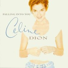 CD Album Celine Dion Falling Into You (Make You Happy) 90`s Columbia Sony