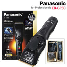 Panasonic ER-GP80 Professional Rechargeable Hair Clipper Trimmers Free Volt
