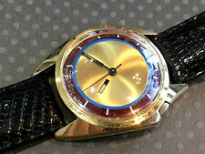 Vintage Zodiac Olympus Wristwatch Multi color dial Automatic watch