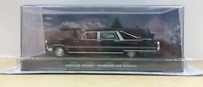 JAMES BOND CAR COLLECTION CADILLAC HEARSE DIAMONDS ARE FOREVER