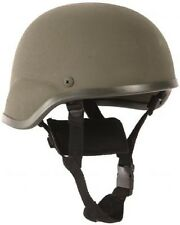Army Military MICH TC2000 Ranger ACH ACU Replika Helm Helmet oliv