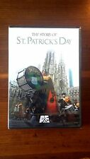 THE STORY OF ST. PATRICK'S DAY (A&E DOCUMENTARY) NEW AND SEALED