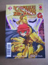 I CAVALIERI DELLO ZODIACO Episode G vol.3 Planet Manga   [G370H]