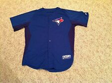 TORONTO BLUE JAYS GAME JERSEY SIZE 52