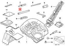 Genuine BMW E30 E34 E36 Z3 SW16 Ignition Spark Plug Wrench 1pcs OEM 71111180680