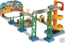 Take Along n play THOMAS  PERCY  CARNIVAL PLAYSET NEW in BOX original packaging