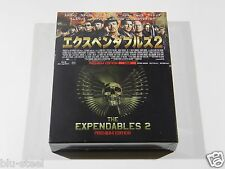 The Expendables 2 Blu-ray Premium Edition WITH SLIPBOX [Japan] OOS/OOP RARE MINT