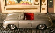 PORSCHE N1 CABRIOLET GRISE 1948 HIGHSPEED 1/43 GREY NEW ROADSTER SILVER SILBER