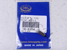 93-95 SUZUKI RM250S NEW K&L KEIHIN CARBURETOR CARB FLOAT NEEDLE 18-6354