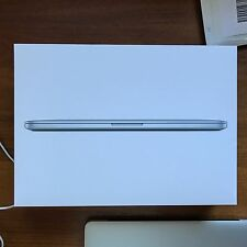 MacBook Pro 13-Inch (Early 2013) Core i7 3.0GHz 1TB SSD 8GB RAM Retina Display