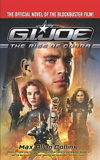G.I. Joe: Rise of Cobra (Movie Novelization) by Max Allan Collins (Paperback,...