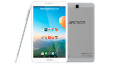 "Archos Xenon 80c 16gb 8"" HD TABLET DUAL SIM Telefono Quad-Core GPS Android 5.1"