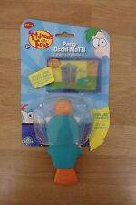 Disney Phineas & Ferb Eye Popping Perry Figure New
