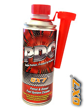 Petrol & Diesel Injector Cleaner Fuel System Cleaner Highly Effective by QX7