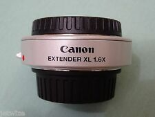 Canon Extender XL 1.6x for XL1 XL2 XL H1
