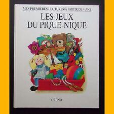 LES JEUX DU PIQUE-NIQUE Premières Lectures À partir de 4 ans Ken Laidlaw 1991