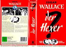 VHS -- Edgar WALLACE - Der HEXER -- (1964) - Joachim Fuchsberger - Heinz Drache