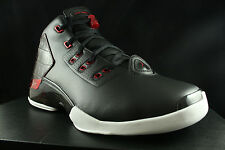 NIKE AIR JORDAN 17 + RETRO XVII CHICAGO BULLS OG BRED RED 832816 001 SZ 10.5