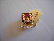 a2 CORK CITY FC club spilla football calcio pins broches badge irlanda ireland