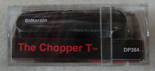 Dimarzio DP384 Chopper T-Hot Bridge Pickup accoppiamenti FENDER SQUIER Tele Telecaster