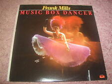 Frank Mills Music Box Dancer Polydor LP 1979
