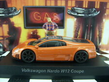'15 KYOSHO VOLKSWAGEN NARDO W12 COUPE VOLKSWAGEN COLLECTION 2 SCALE 1:64