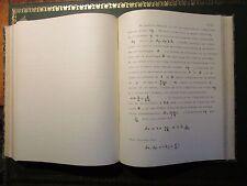 Les origines de la théorie quantique - équation de Schrodinger (Date ?) (T Rare)