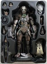 Custom Hot Toys Sideshow Predator 2 Guardian Predator with Box and Accessories