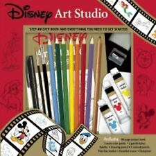 Disney Art Studio : The Ultimate Collection of Favorite Characters from classic