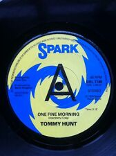 Tommy Hunt - One Fine Morning b/w Sign On The Dotted Line / Loving You Is (promo