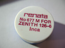 ZENITH 126.6 NEW BALANCE COMPLETE PART 721