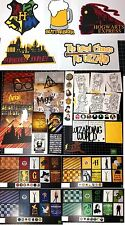 Harry Potter Scrapbook Kit BUNDLE!  Project Life Paper Universal Wizarding World
