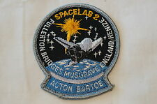US Space Spacelab 2 Mission Patch