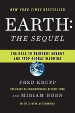 Earth: The Sequel: The Race to Reinvent Energy and Stop Global Warming Book Krup
