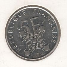 5 FRANCS TOUR EIFFEL 1989