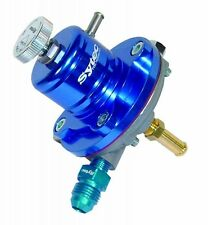 FSE SYTEC SAR Regulator 1:1 (Blue) 8mm x -6 Jic fuel pressure regulator SAR002B