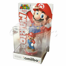 New   amiibo Mario (Super Mario Collection)    Nintendo UK Stock