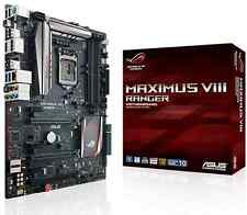 ASUS MAXIMUS VIII RANGER Intel LGA1151 ATX Motherboard USB 3.0, SATA 3 and HDMI