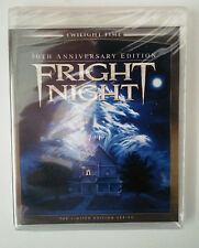 FRIGHT NIGHT Out-of-Print Blu-ray (1985, 30th Anniversary Edition) region free
