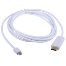 10FT Mini Thunderbolt DisplayPort to HDMI Cable Adapter for MacBook Pro Air iMac