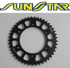 SUNSTAR CORONA ERGAL PASSO 520 DENTI 55  HONDA-HM  CRF SUPERMOTARD  450  02 03