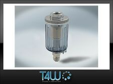 T4W Oil mist water filter separator for spray guns solvent-proof / silver
