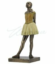 Little Dancer Sculpture Degas Statue Figurine