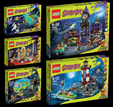 LEGO SCOOBY-DOO COLLECTION - ALL the 2015 SETS! (75900 75901 75902 75903 75904)