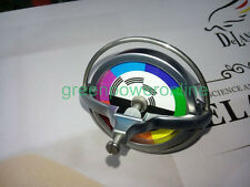 Metal Precision Gyroscope Child Physics Toy Science Colorful Sticker CA TL002